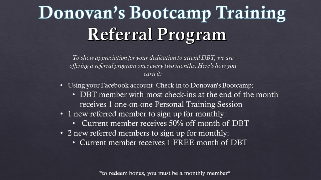 DBT Referral Program